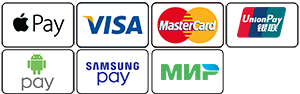 Платежные системы visa,mastercard,apple pay,samung pay